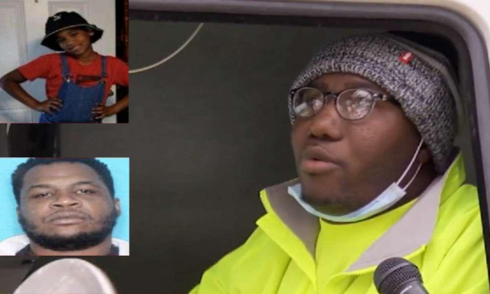 Trabajador de saneamiento glorifica a Dios por ayudarlo a salvar a una niña de un delincuente sexual