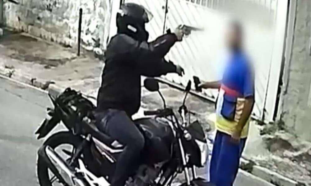 Viral: Ladrón desiste asaltar a repartidor de gas tras escuchar de Dios