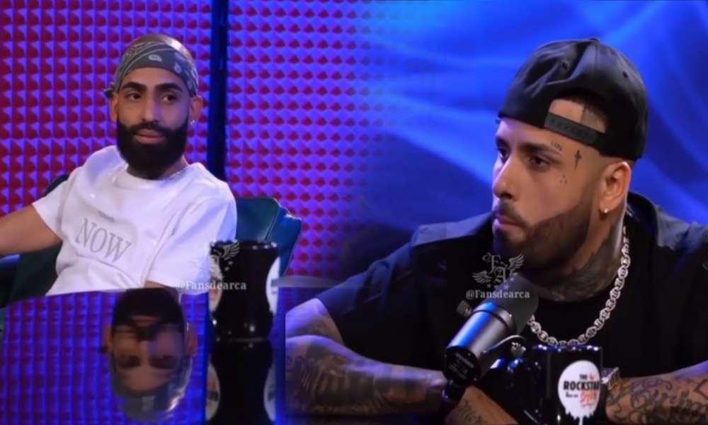 Arcángel y Nicky Jam reconocen que tienen un vacío de Dios