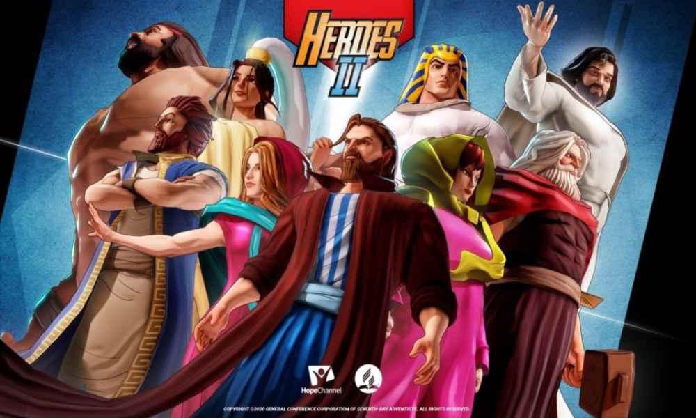 Ya está disponible el juego bíblico para teléfonos Héroes 2