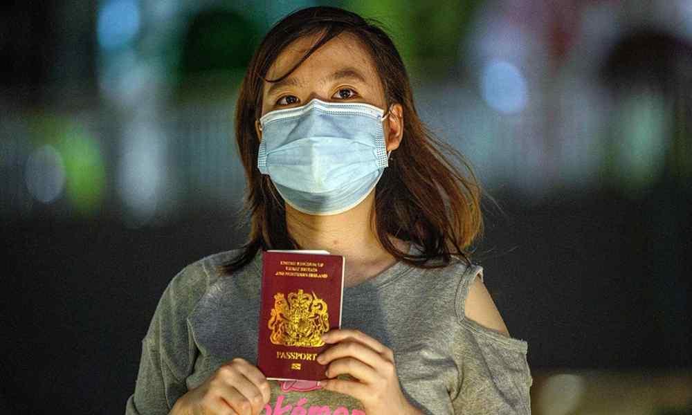 Iglesias se preparan para recibir a hongkoneses que huyen del control chino