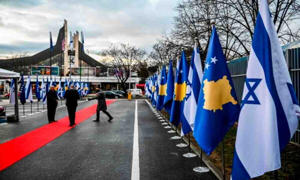 Kosovo reconoce a Jerusalén como la capital de Israel