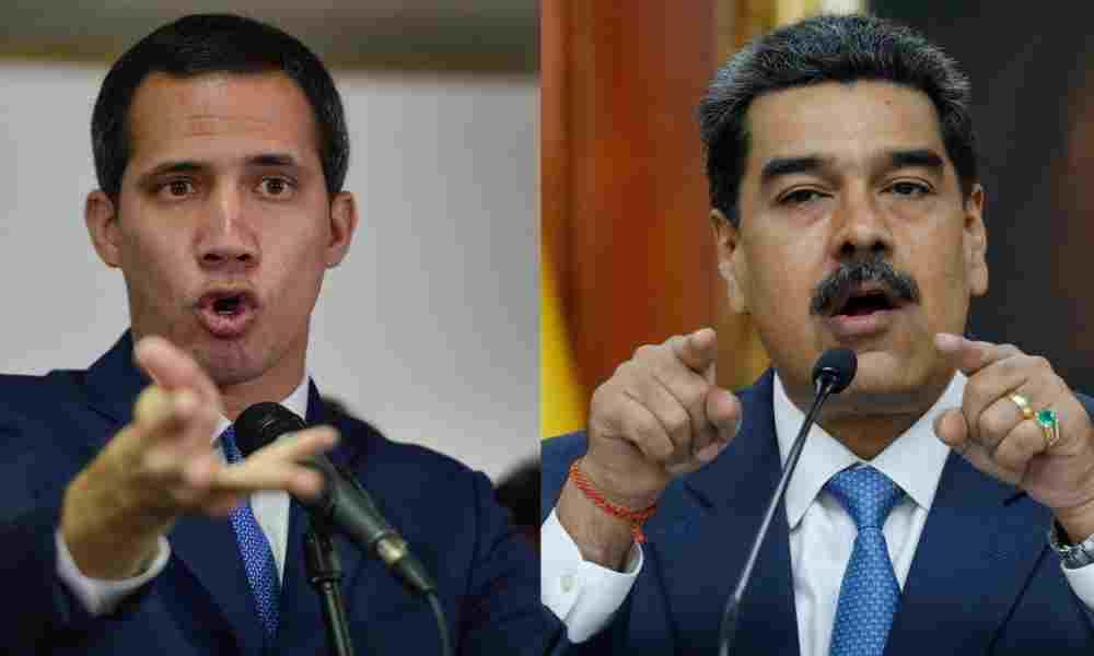 Representantes de Maduro y Guaidó se reunirán para que Venezuela acceda a vacunas