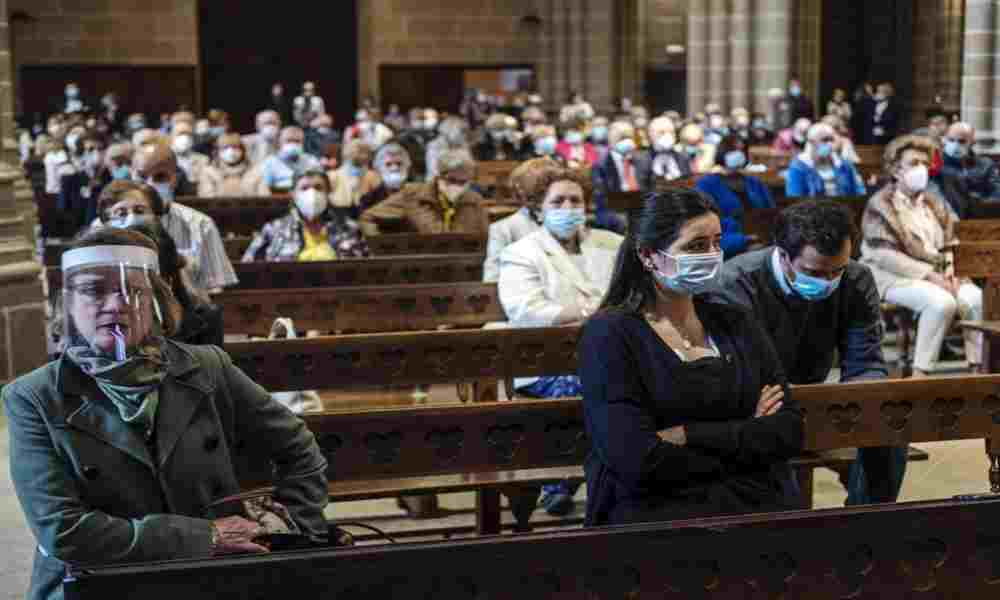 Informe: 42 % de los estadounidenses piensa que sus iglesias están segregadas