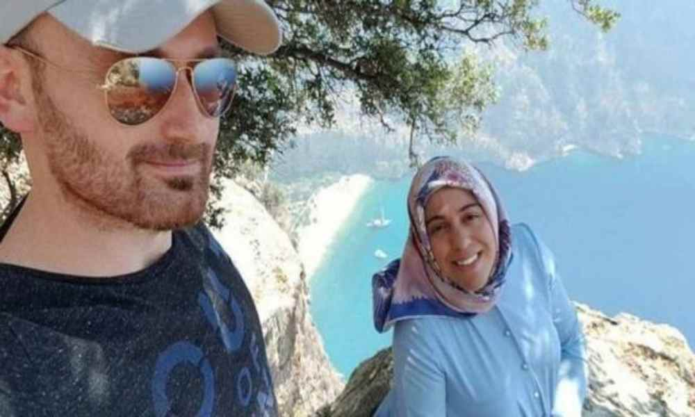 Hombre se toma una foto con su esposa embarazada antes de asesinarla para cobrar seguro