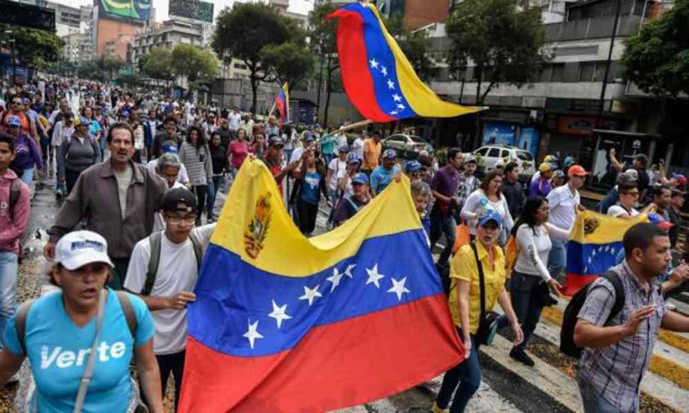 Parlamento de Venezuela se reúne con líderes cristianos y reconoce sus propuestas