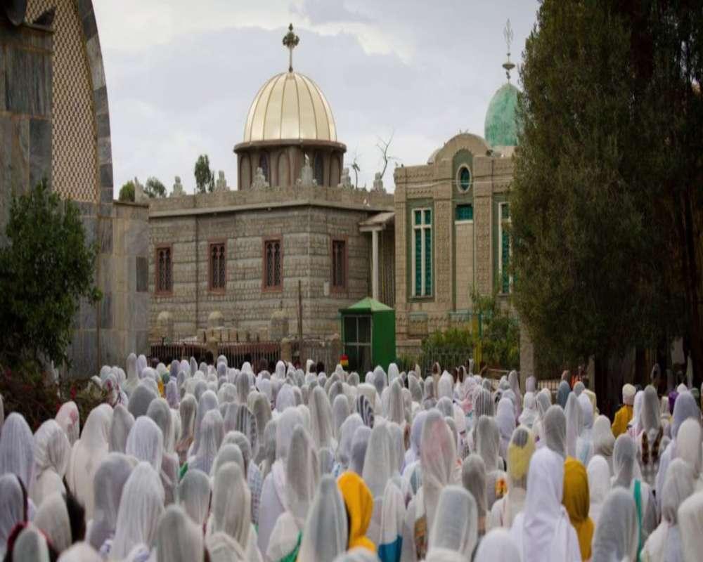 800 cristianos pueden haber sido asesinados protegiendo supuesta Arca del Pacto