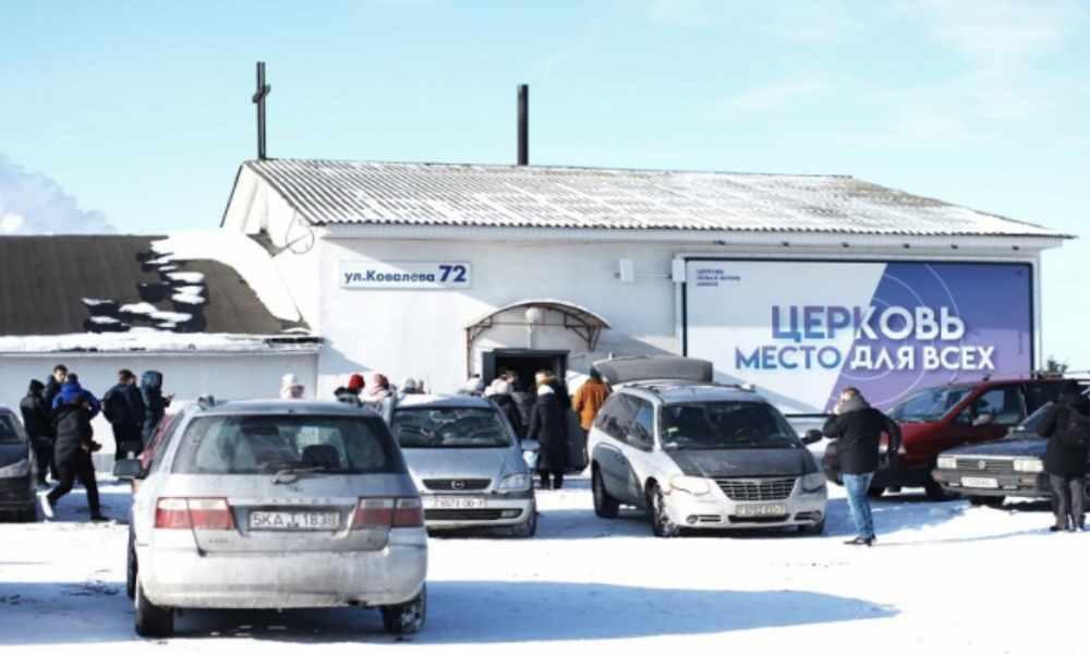 Bielorrusia: autoridades desalojan iglesia en medio de servicio de adoración