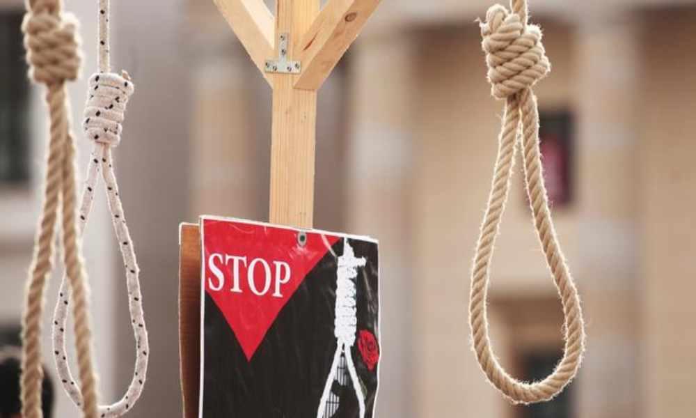 Cristiano condenado a cadena perpetua  ahora es sentenciado a pena de muerte