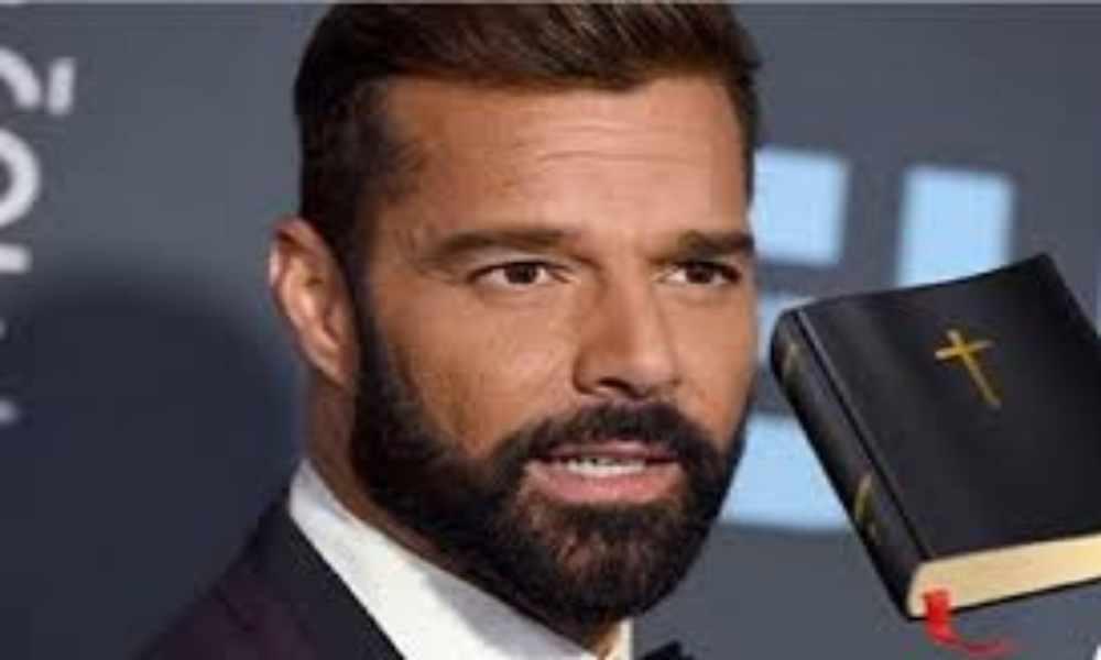 Declaraciones de Ricky Martin contra la Biblia se vuelven virales