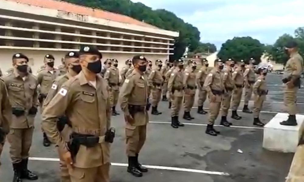 Investigan a cuerpo policial de Brasil por alabar a Dios