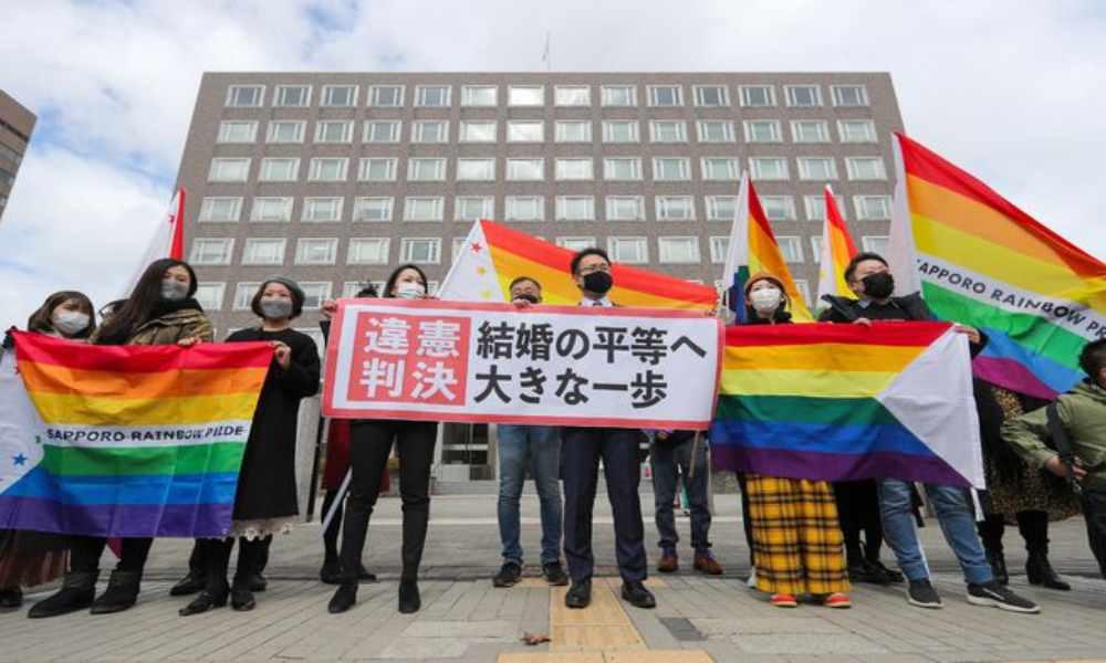 Japón: Tribunal reconoce el derecho al matrimonio entre personas del mismo sexo