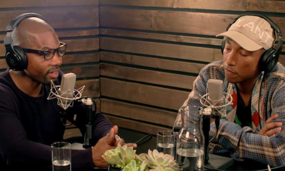 """Pharrell Williams: """"El Espíritu Santo es una de las fuentes de energía más asombrosas"""""""