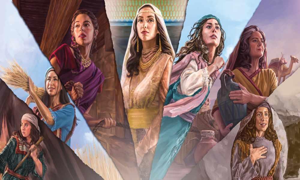 Mujeres bíblicas que marcaron un antes y después en su generación