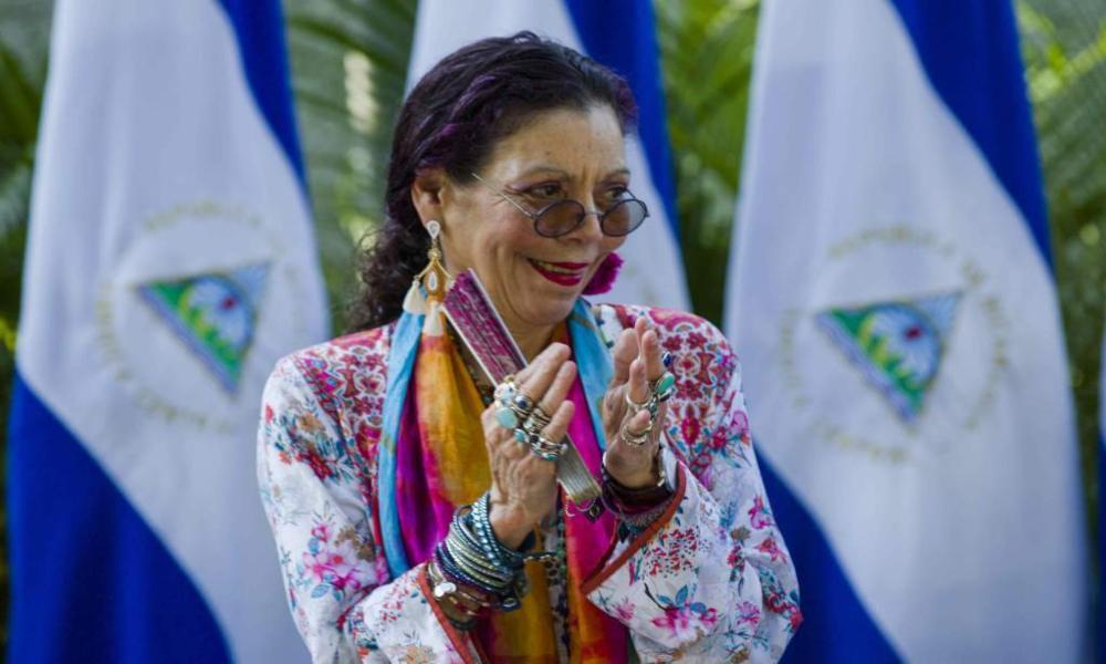"""Vicepresidenta de Nicaragua asegura que """"amar a Dios es amar al prójimo"""""""