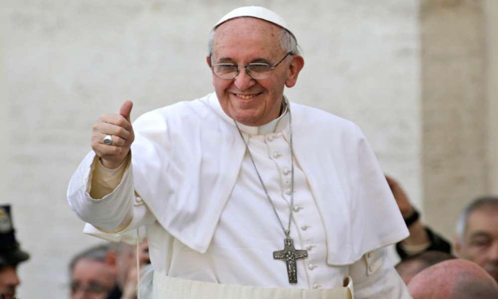 Papa celebrará evento en antiguo sitio de sacrificio de niños