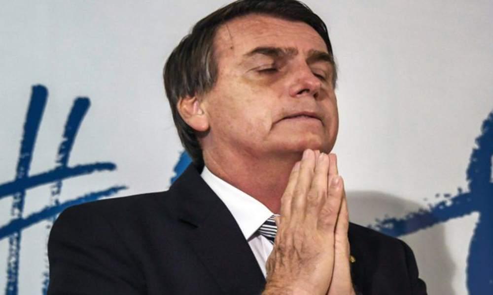 «Por el bien de nuestra nación»: Bolsonaro pidió jornada de ayuno y oración