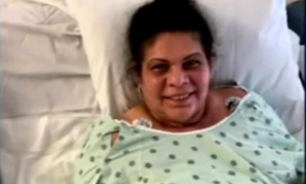 """""""Soy un milagro de Dios"""": mujer desahuciada logra superar el Covid-19"""