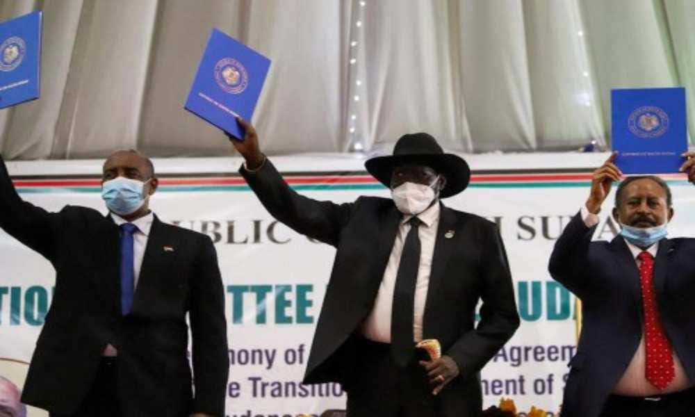Sudán firma acuerdo con grupo rebelde separando la religión del Estado