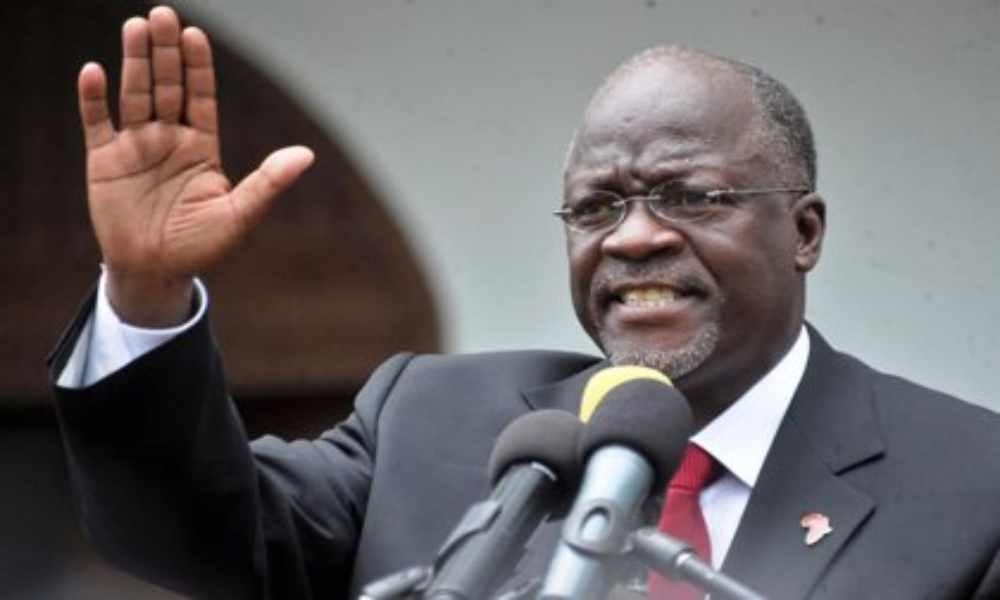 Tanzania: presidente dice que el país está libre de Covid luego de tres días de oración