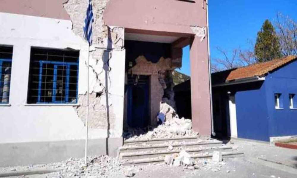 Terremoto de 6.3 sacude a Grecia y deja heridos y daños en edificaciones