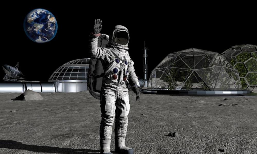 Científicos proponen un arca en la luna en caso de destrucción de la tierra