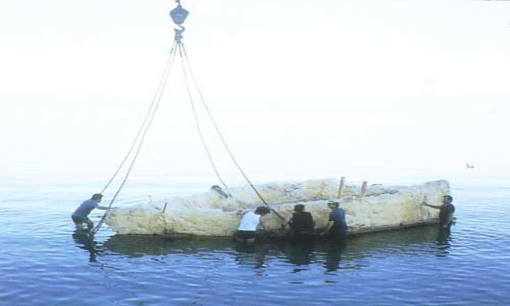 Profesor afirma que el descubrimiento del barco de Galilea prueba la veracidad de la Biblia
