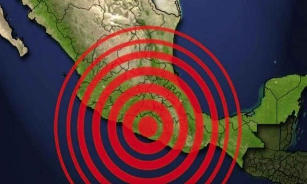 Alerta en Ciudad de México tras un sismo de 5,7 al sur de Guerrero
