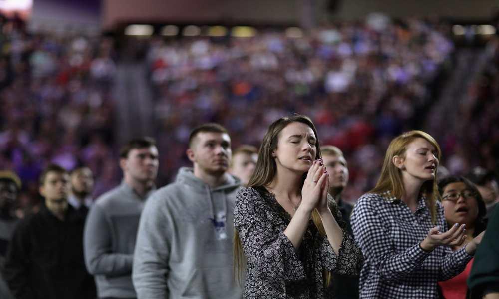40 por ciento de evangélicos de EEUU rara vez o nunca van a la iglesia