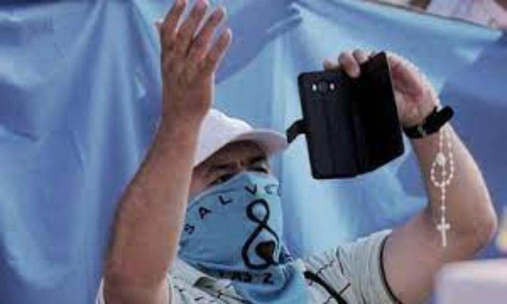 Argentino pide ayuda a las autoridades para que su expareja no aborte a su hijo