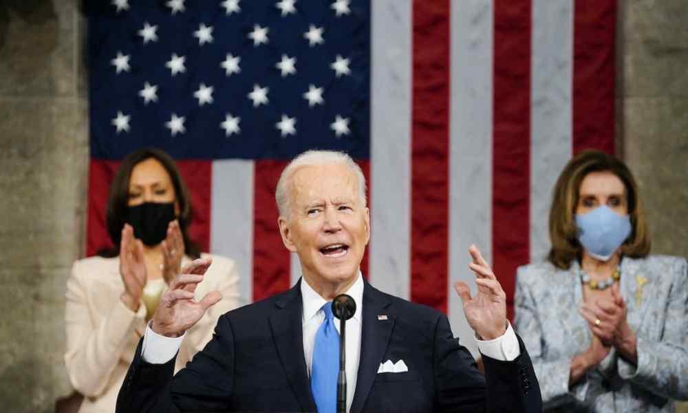 Biden le dice al Congreso que defenderá a las personas transexuales