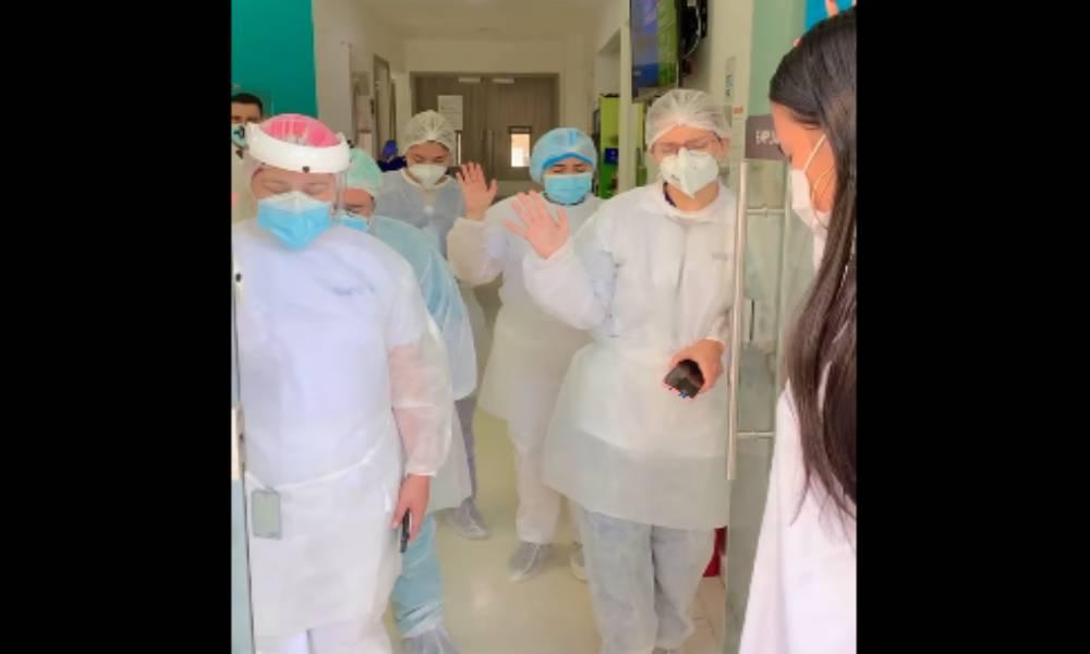 Cuerpo médico en Colombia clama por sanidad de enfermos por Covid-19