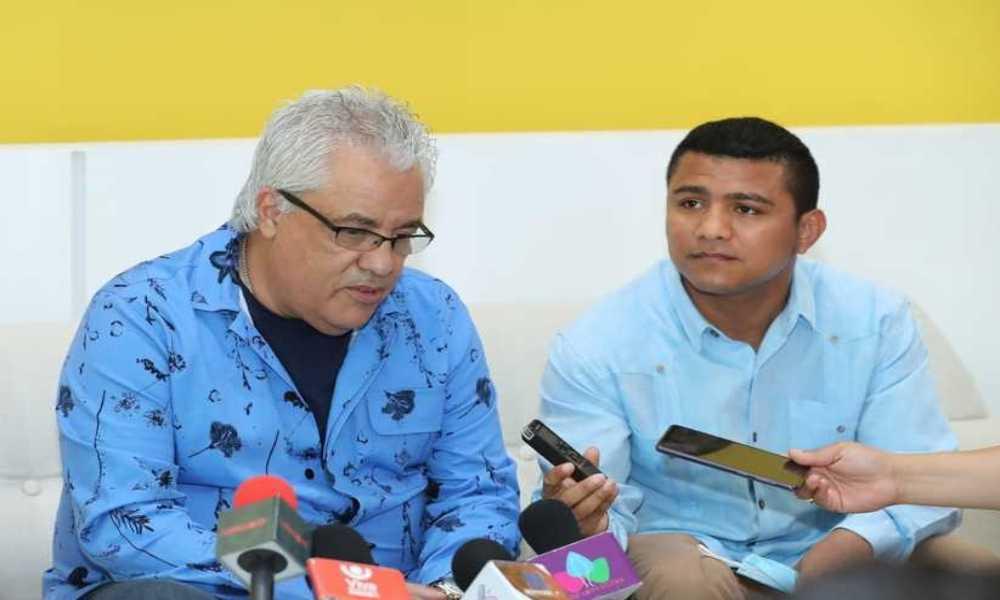 Danny Berríos es llamado mercader por realizar concierto para el dictador Daniel Ortega