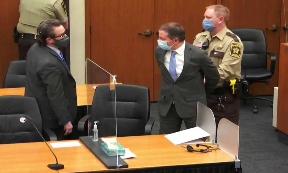 Declaran culpable a Derek Chauvin por asesinato de Floyd, la iglesia se pronuncia