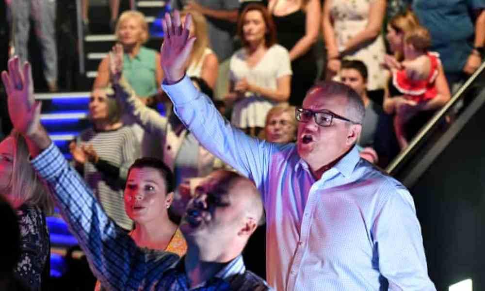 El primer ministro de Australia dijo que fue llamado a hacer la obra de Dios