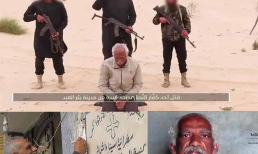 Estado Islámico asesina a cristiano por ayudar a construir una iglesia