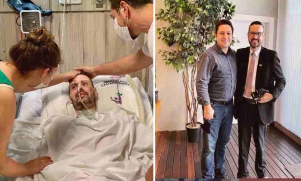 """Hombre es sanado de COVID-19 tras 174 días en UCI: """"Creí que Dios me ayudaría"""""""