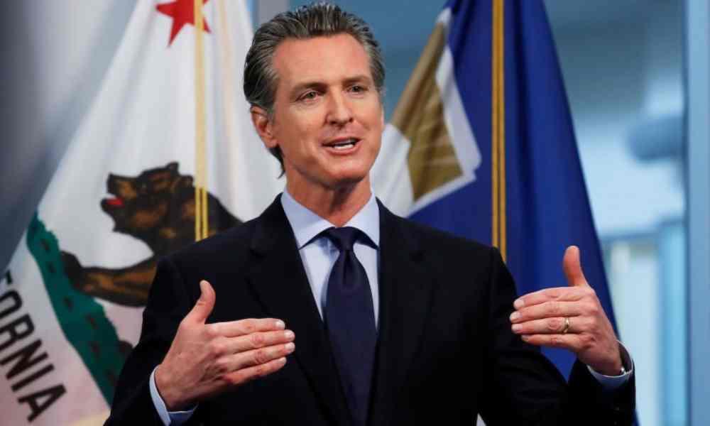 Iglesias de California: Pongan en cuarentena al gobernador Newsom
