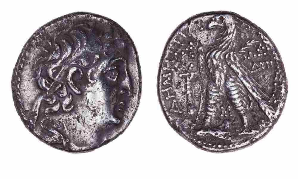 Israel: hallan moneda que se usó para pagar impuestos durante reinado de Herodes