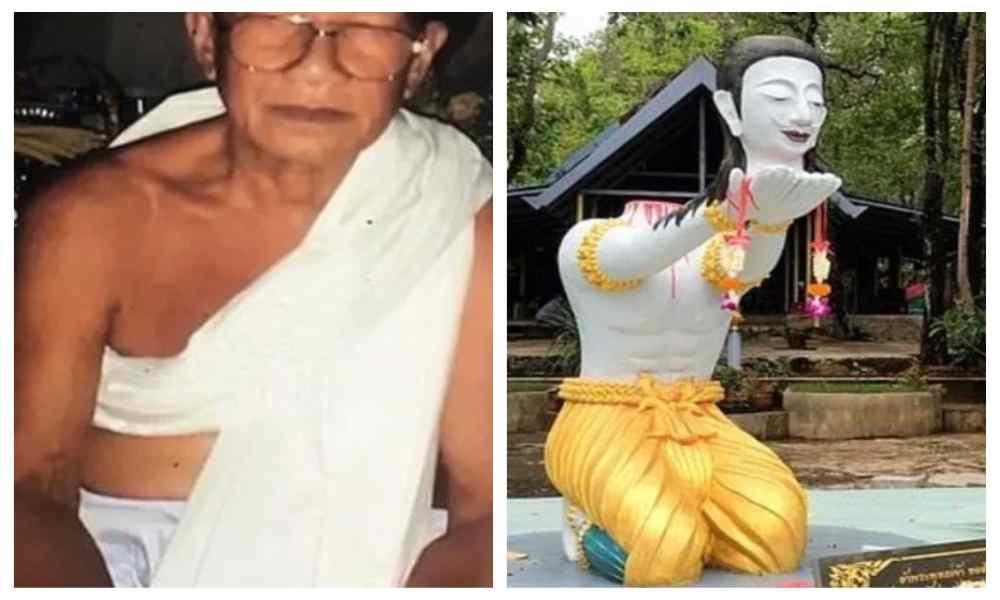 "Monje budista se cortó la cabeza y la ofrendó para ""ser espiritualmente superior"""