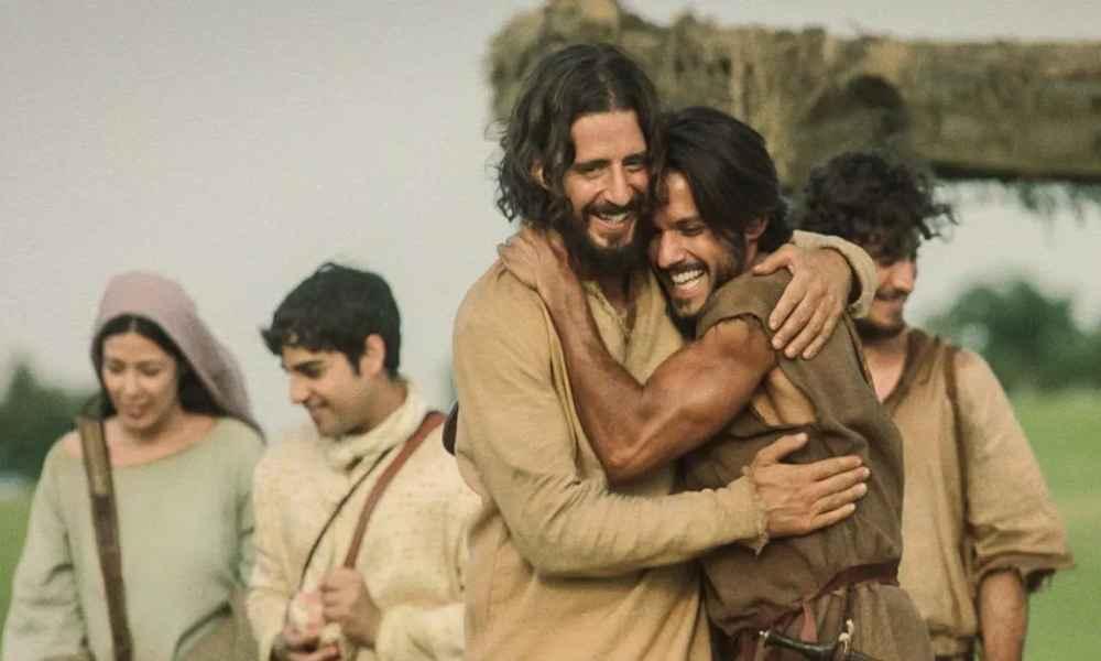 Serie cristiana gratis The Chosen alcanza más de 118 millones de reproducciones