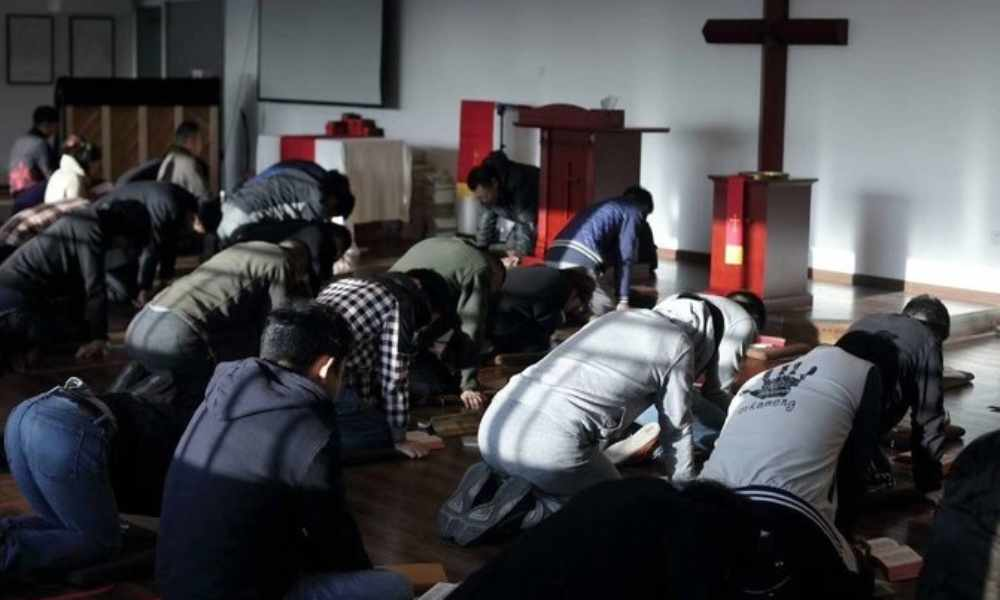 Partido Comunista Chino cierra una iglesia cristiana y decomisa sus pertenencias
