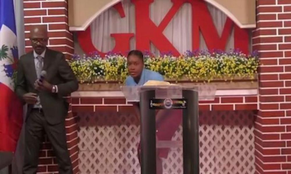 Secuestran en Haití a un pastor y a dos fieles durante un culto en vivo