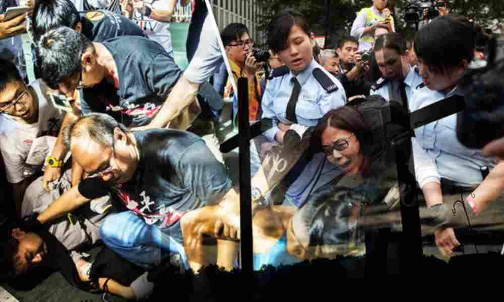 750 cristianos chinos fueron arrestados y torturados en tres meses
