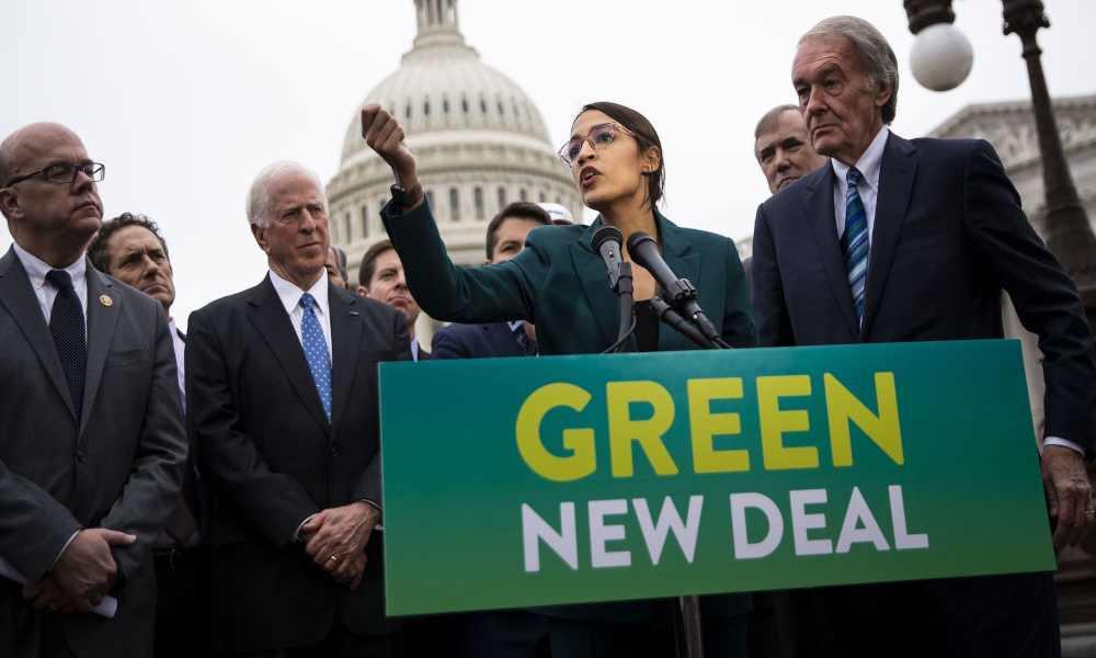 Autor asegura que propuesta de cambio climático impondrá el control social