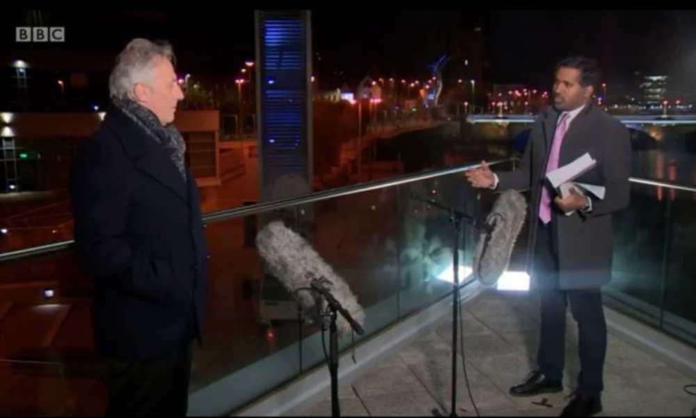 BBC se burla de la fe cristiana de un líder político de Irlanda del Norte