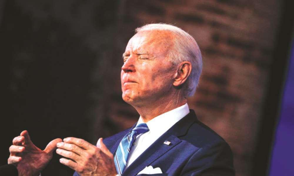 Biden no menciona a Dios en la proclamación del Día Nacional de Oración
