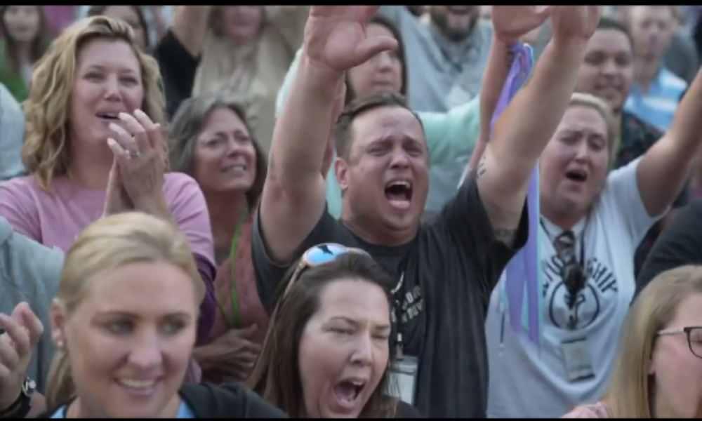 EEUU: Miles de fieles son testigos del poder sanador de Dios