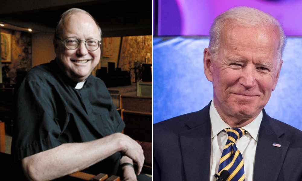 El Vaticano pide cautela a los obispos que desean quitarle la comunión a Biden por apoyar el aborto
