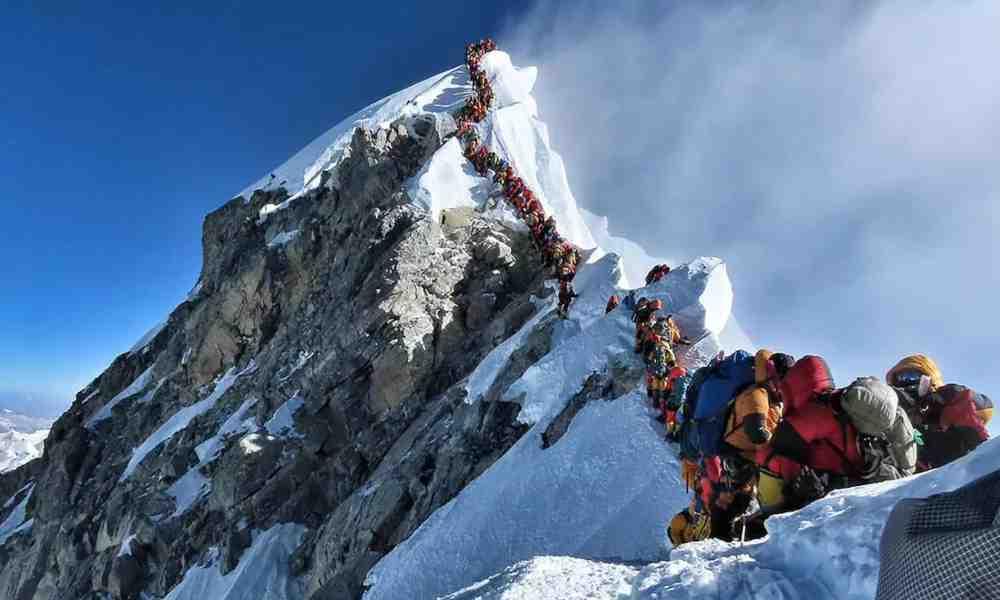 Hallazgo de peces en la cima del Monte Everest podrían confirmar el diluvio